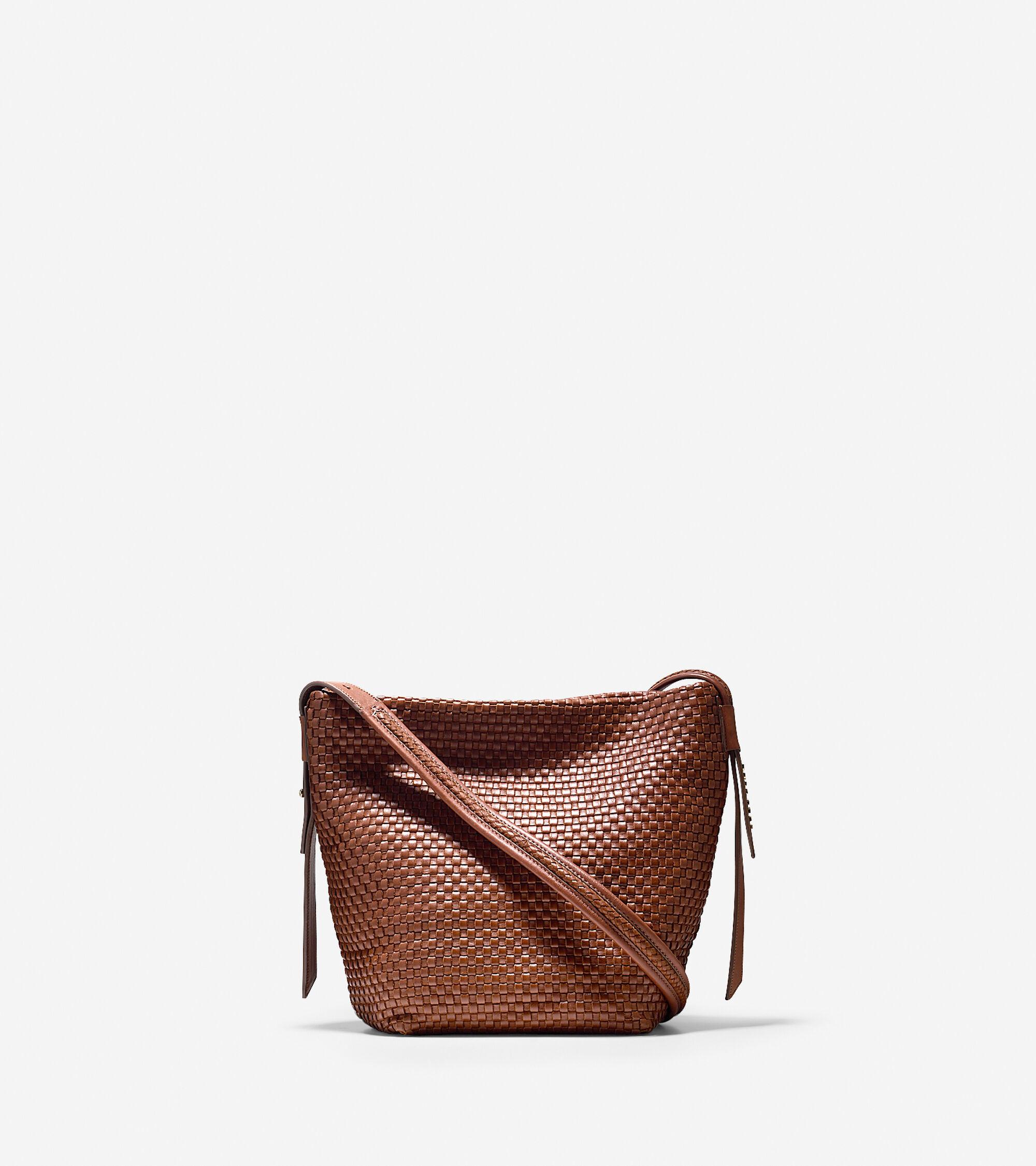 Handbags > Bethany Weave Medium Crossbody
