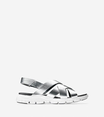 Women's ZERØGRAND Criss Cross Sandal
