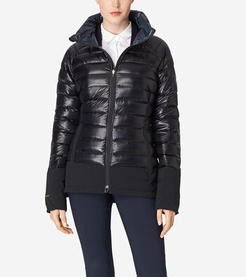 ZERØGRAND Down Jacket