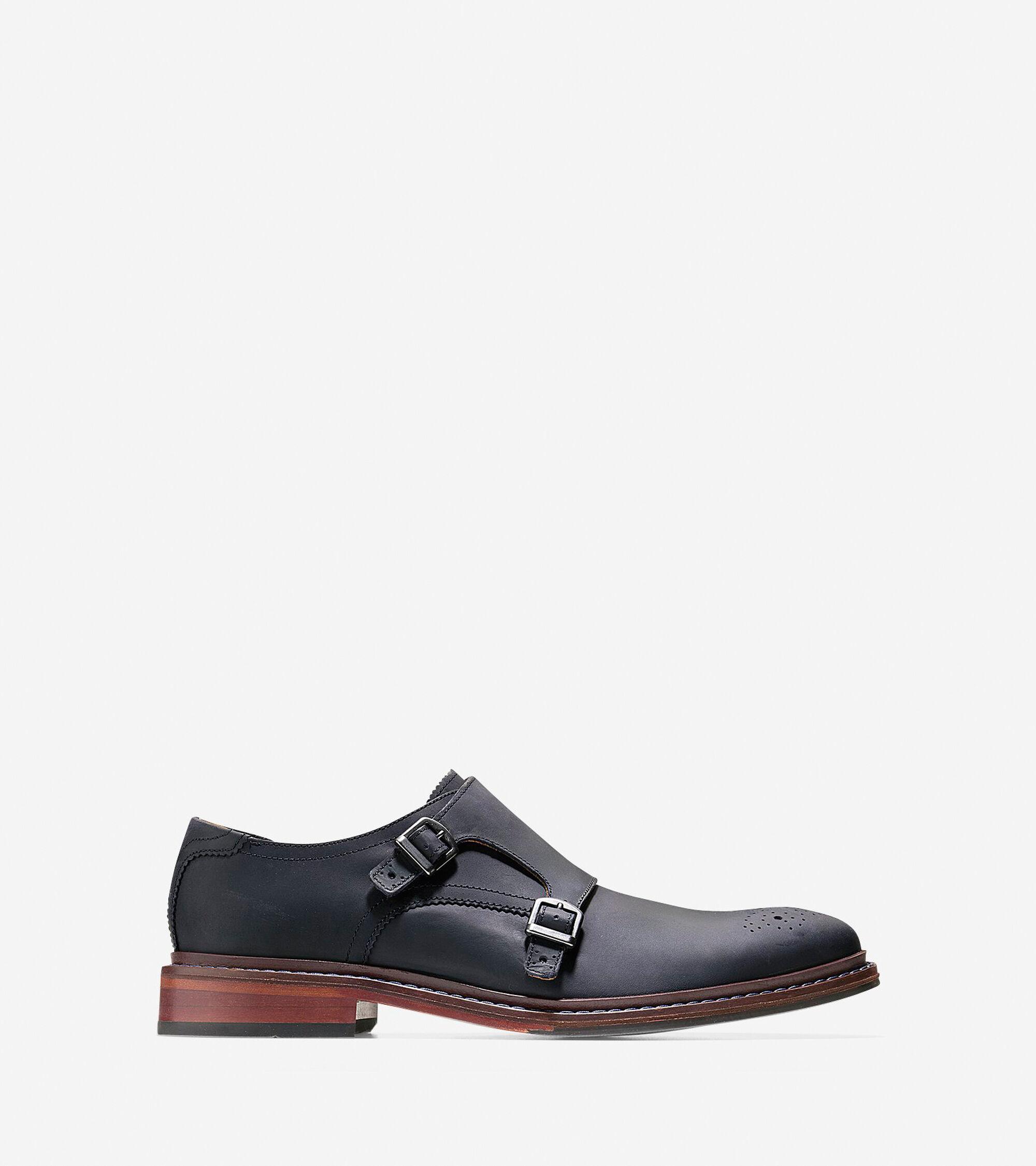 Shoes > Williams Welt Double Monk