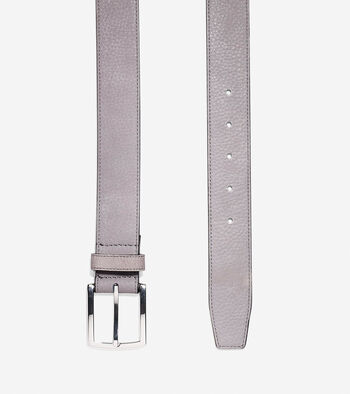 35mm Flat Strap With Stitched Edge Belt
