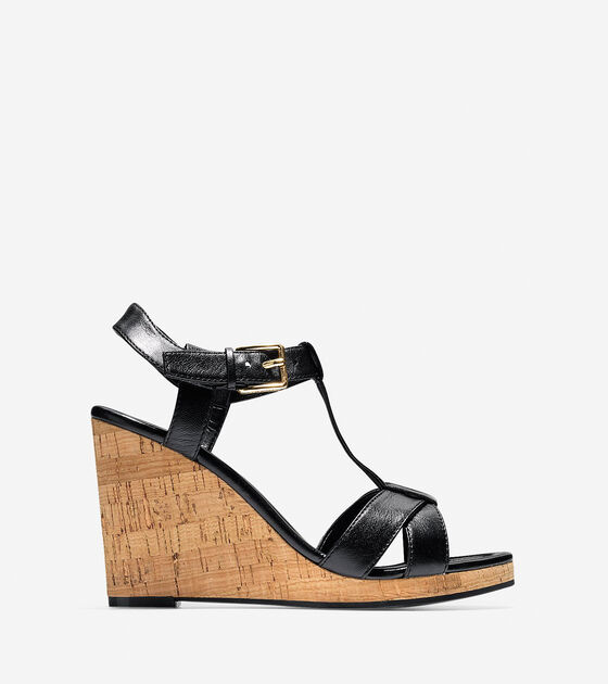 Shoes > Ayla Wedge (95mm)