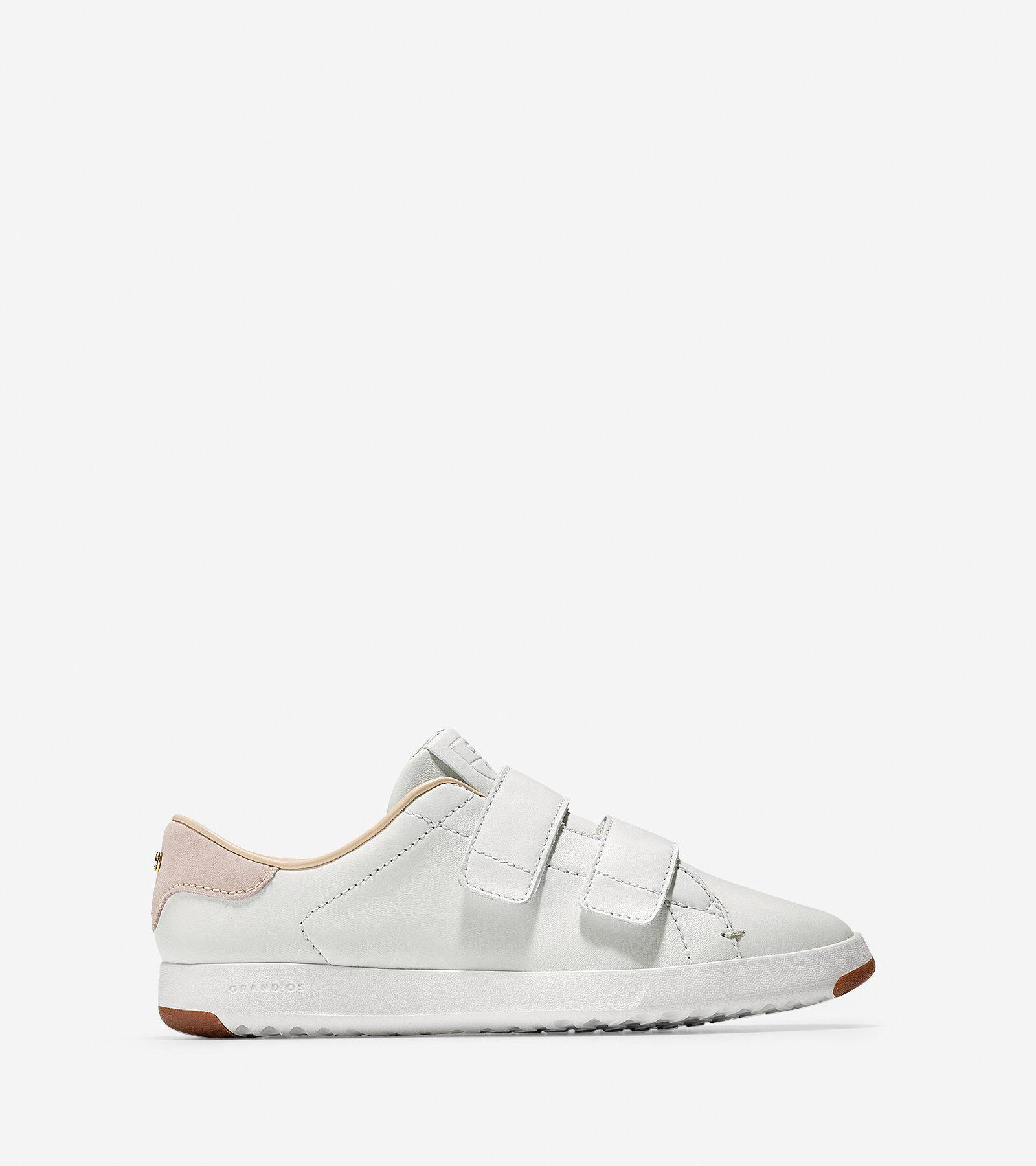 GrandPro Tennis Sneakers in Optic White | Cole Haan