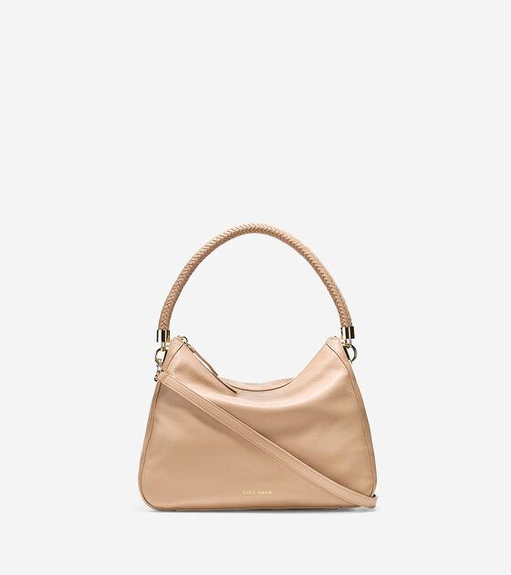 Handbags > Benson Convertible Hobo Crossbody