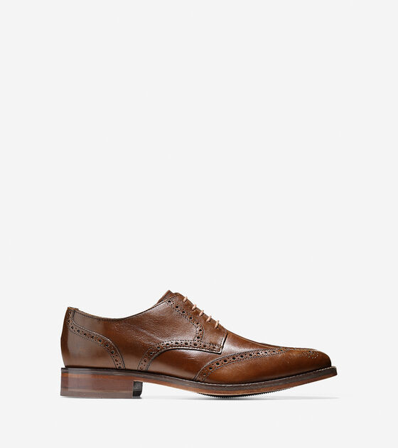 Oxfords & Monks > Madison Wingtip