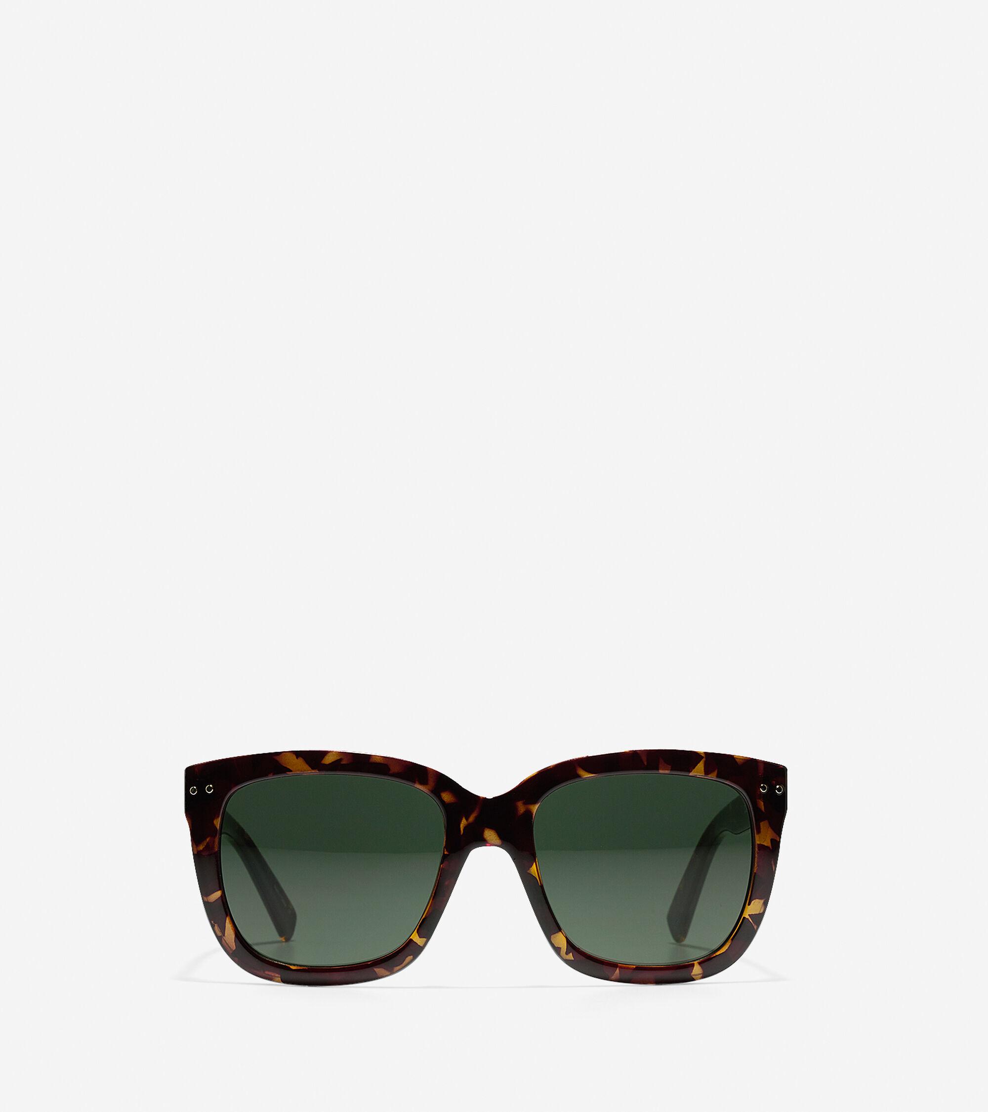 Accessories > Modified Rectangle Sunglasses
