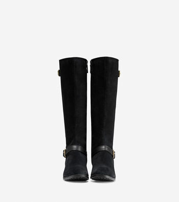 Marla Waterproof Tall Boot (30mm) - Extended Calf