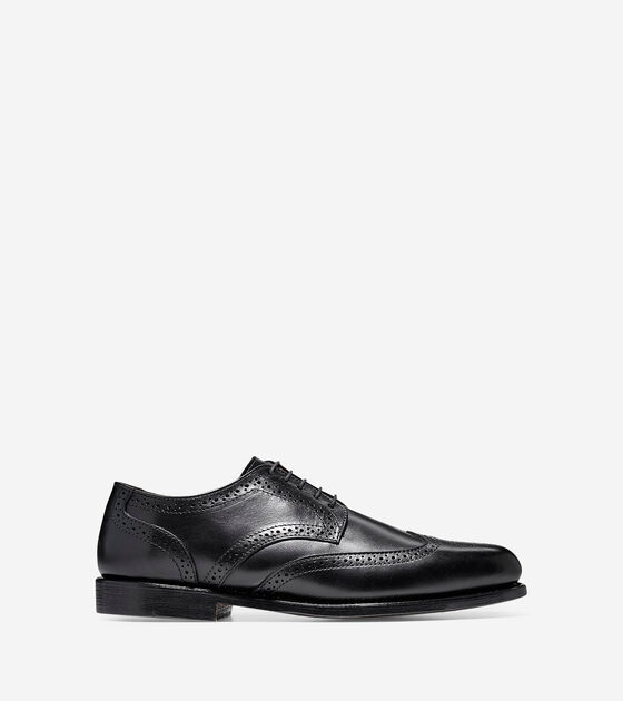 Shoes > Maine Short Wingtip Oxford