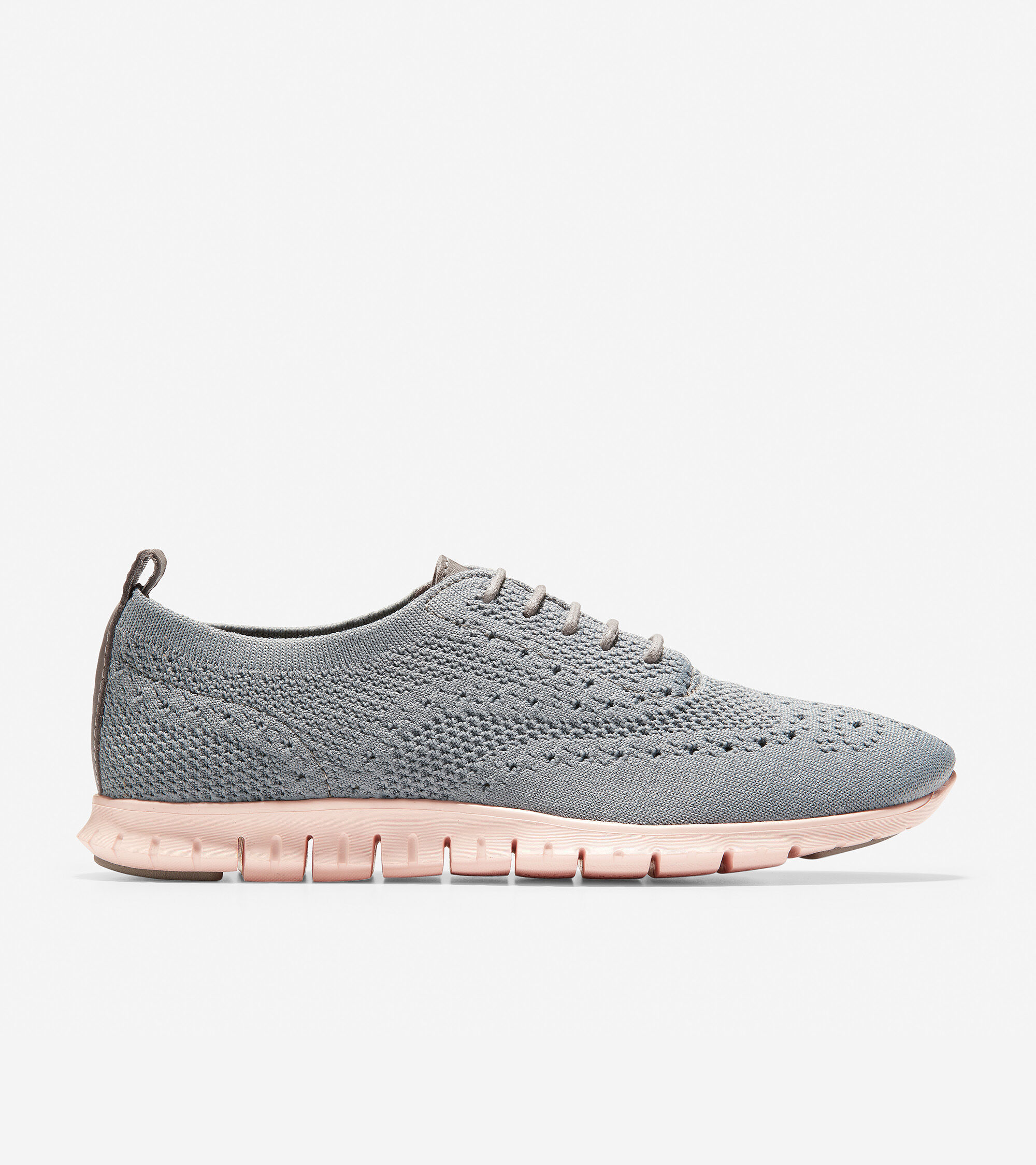 Women's ZERØGRAND Wingtip Oxford with Stitchlite™ ...