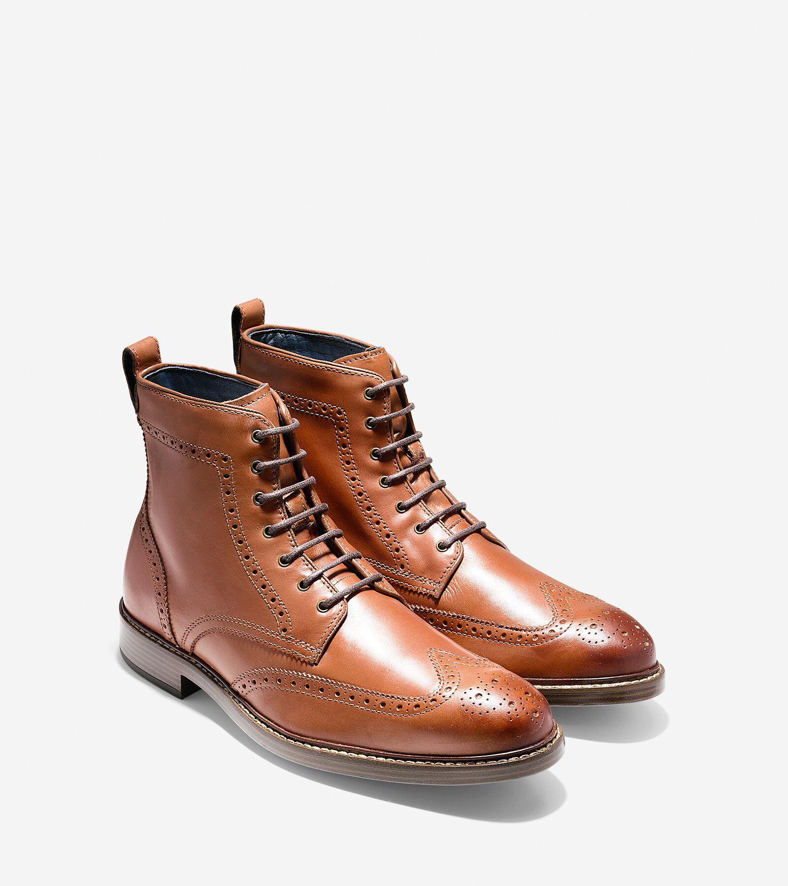 Cole Haan Kennedy Wingtip Boot II eteAO2S4