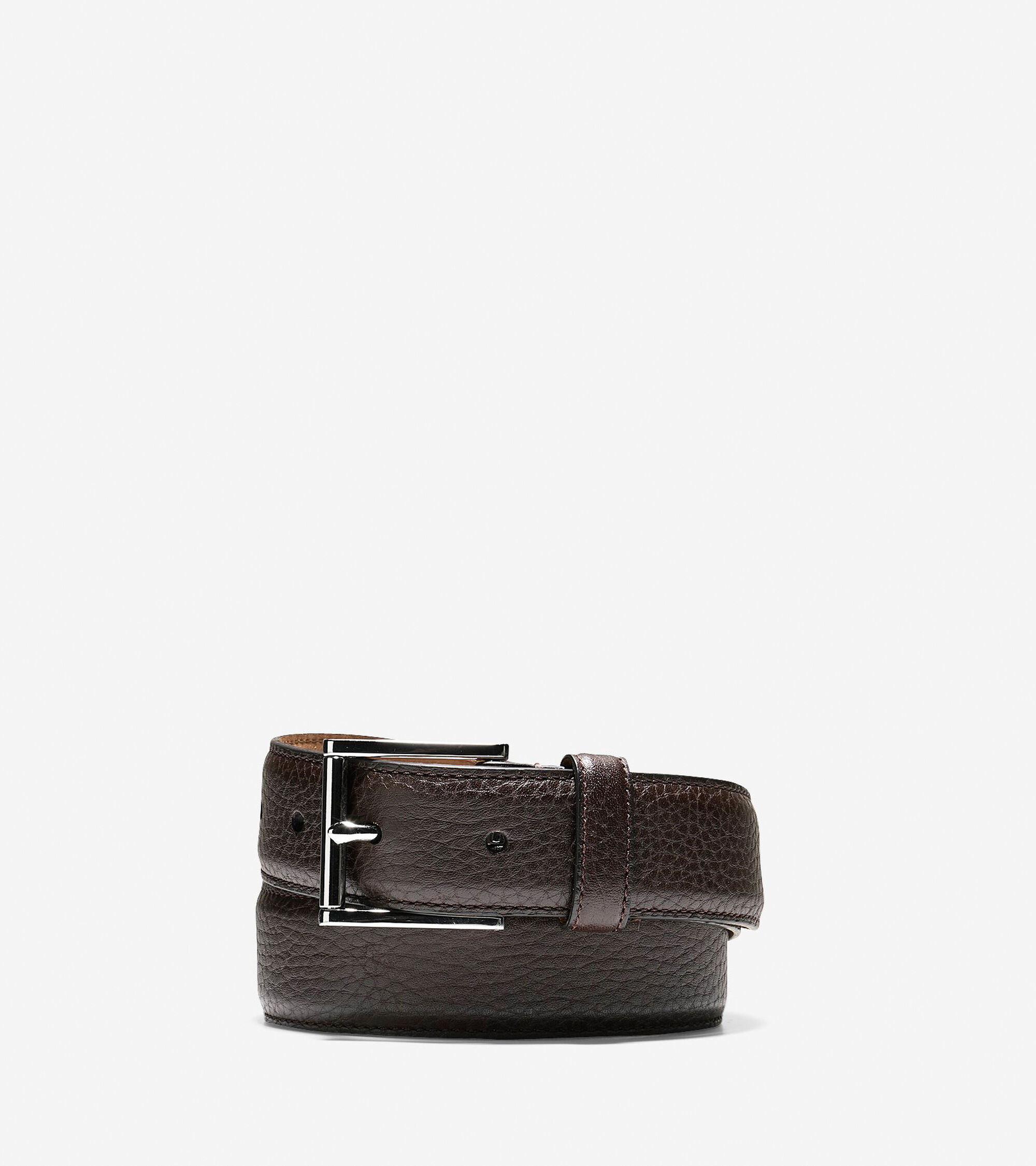 Accessories > 32mm Pebble Leather Belt