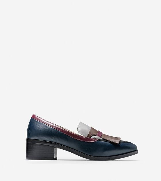 Heels > Margarite Loafer (40mm)