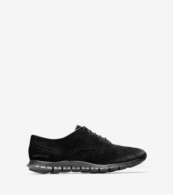 Oxfords > Women's ZERØGRAND Wingtip Oxford