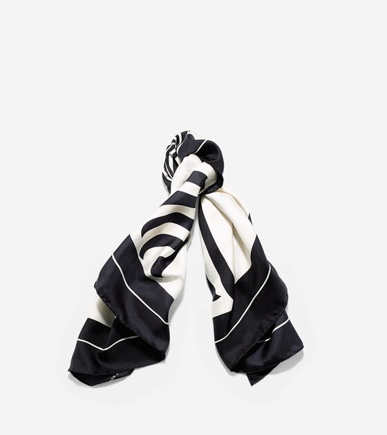 Accessories > Waves Square Scarf