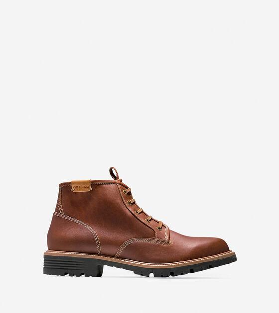 Shoes > Grantland Waterproof Chukka