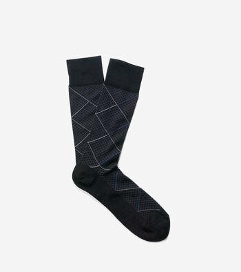 Modern Diamond Socks