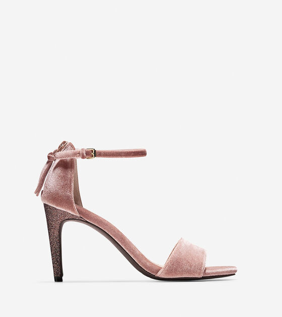 Heels > Clara Grand Sandal (85mm)