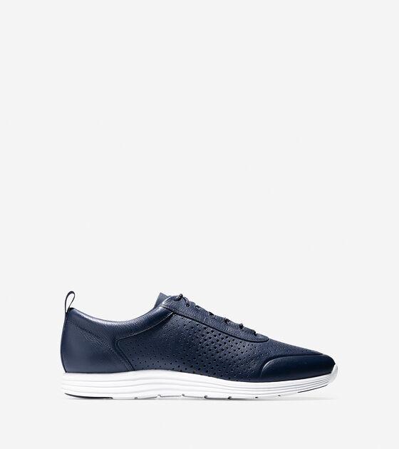 Shoes > ØriginalGrand Perforated Sneaker