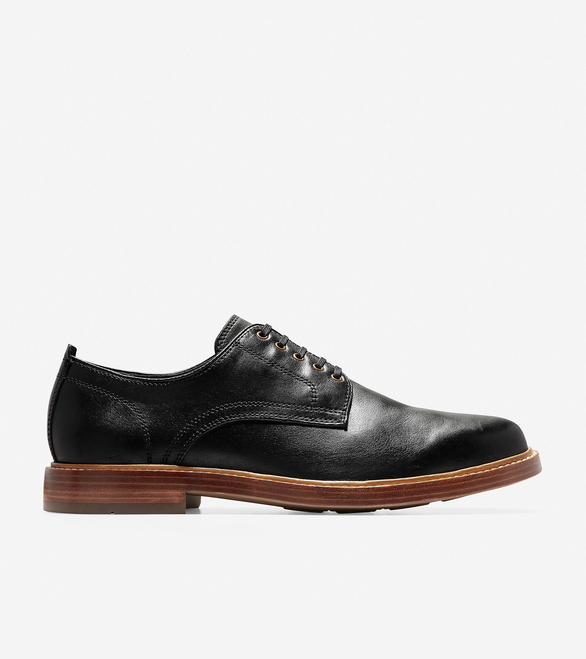 Cole Haan Men's Tyler Grand Plain Toe Oxford Shoes