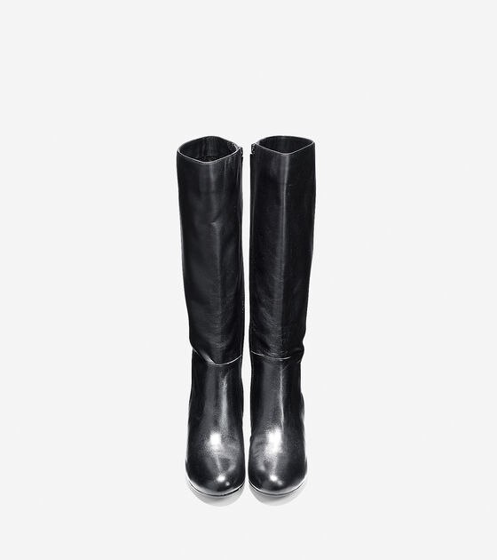Tali Grand Tall Boot (40mm) - Extended Calf