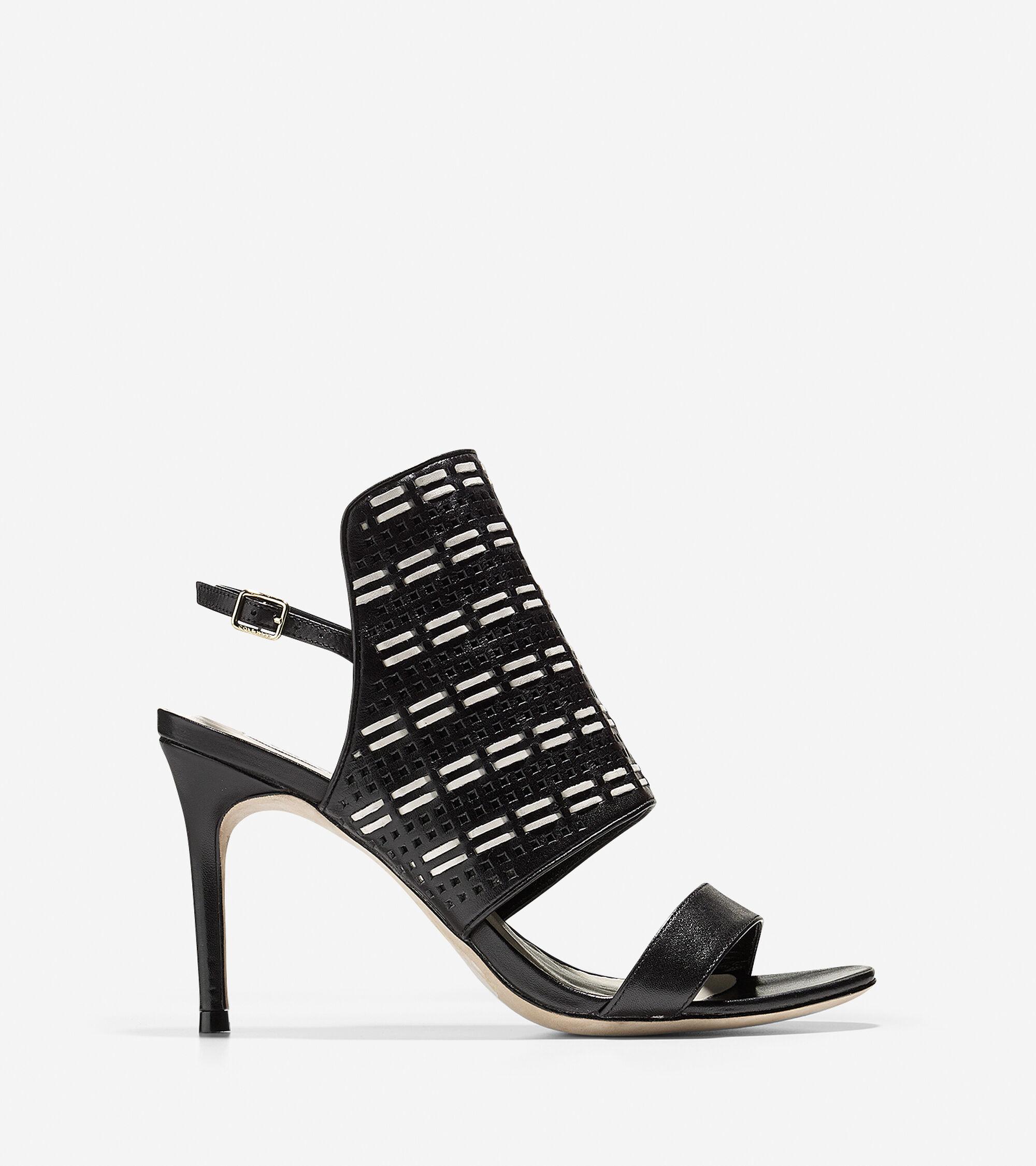 Shoes > Arista Sandal (85mm)