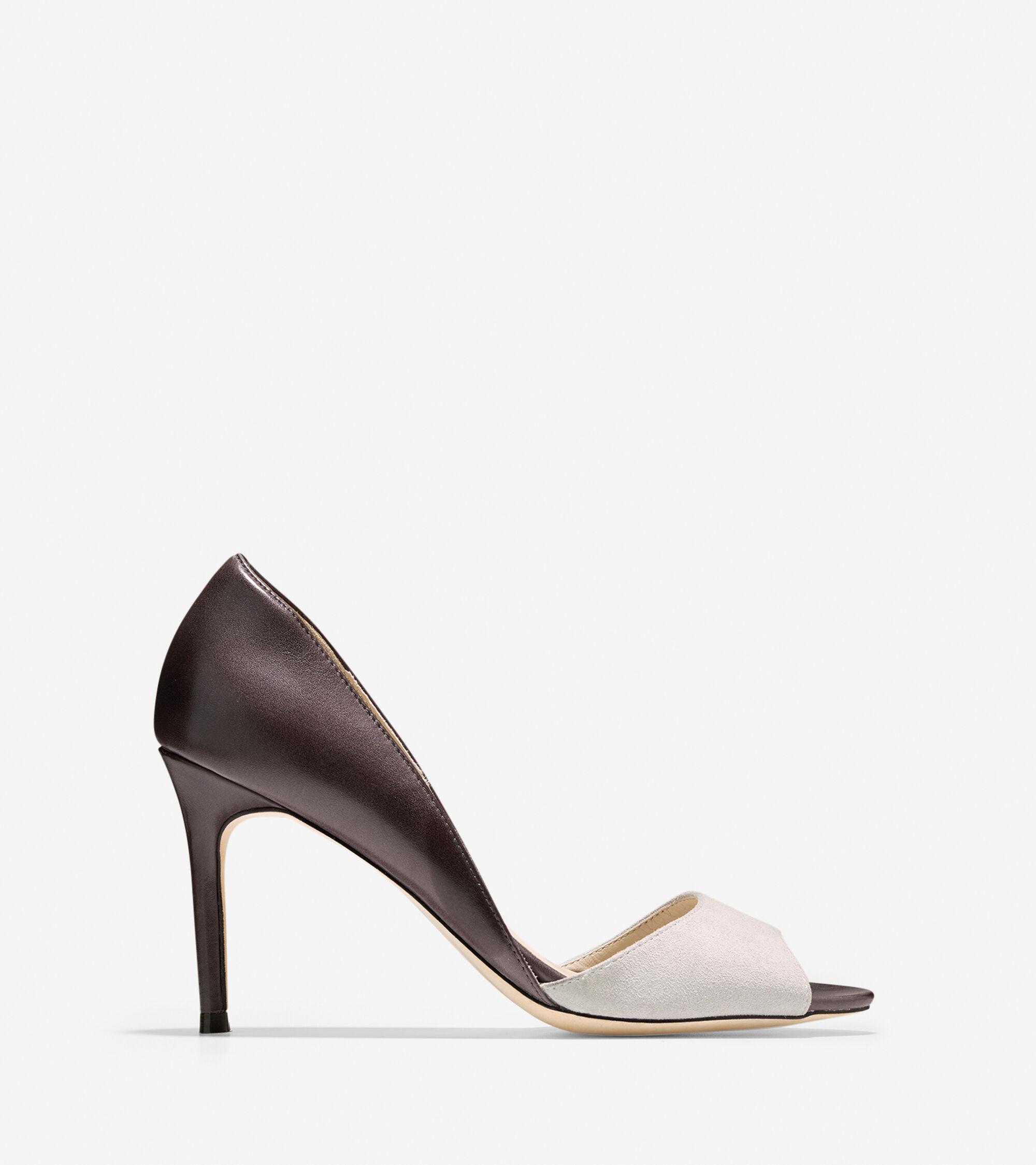 Shoes > Antonia Open Toe Pump (85mm)