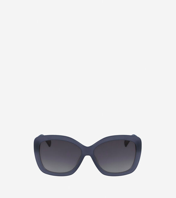 Sunglasses > Acetate Cateye Sunglasses