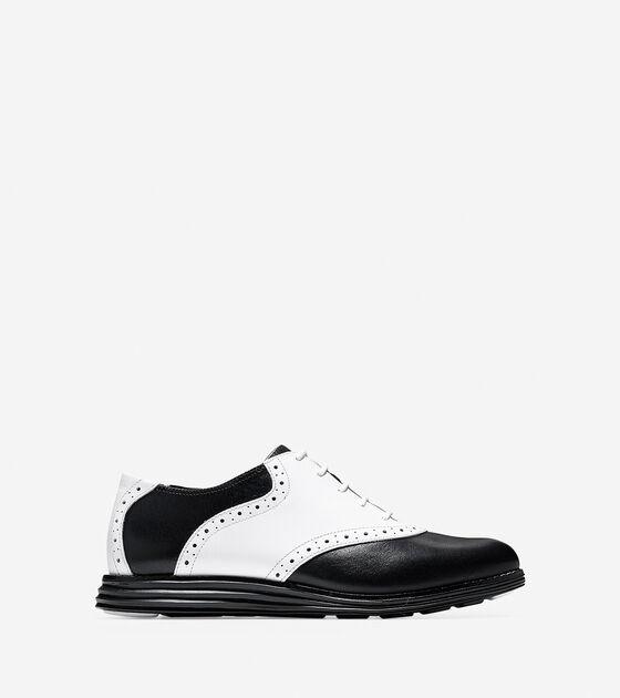 Shoes > ØriginalGrand Saddle Oxford