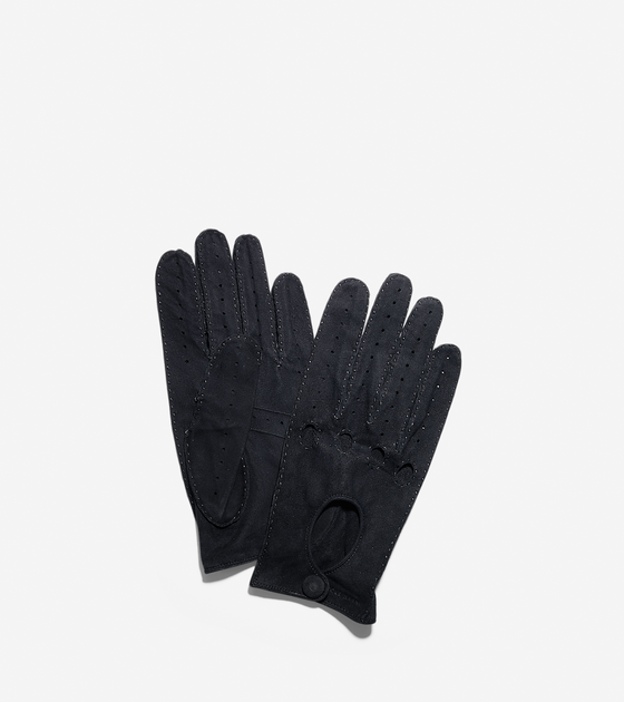 Scarves, Gloves & Hats > Leather Driving Gloves