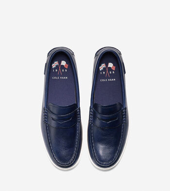 Men's Nantucket Hand-Stained Loafer