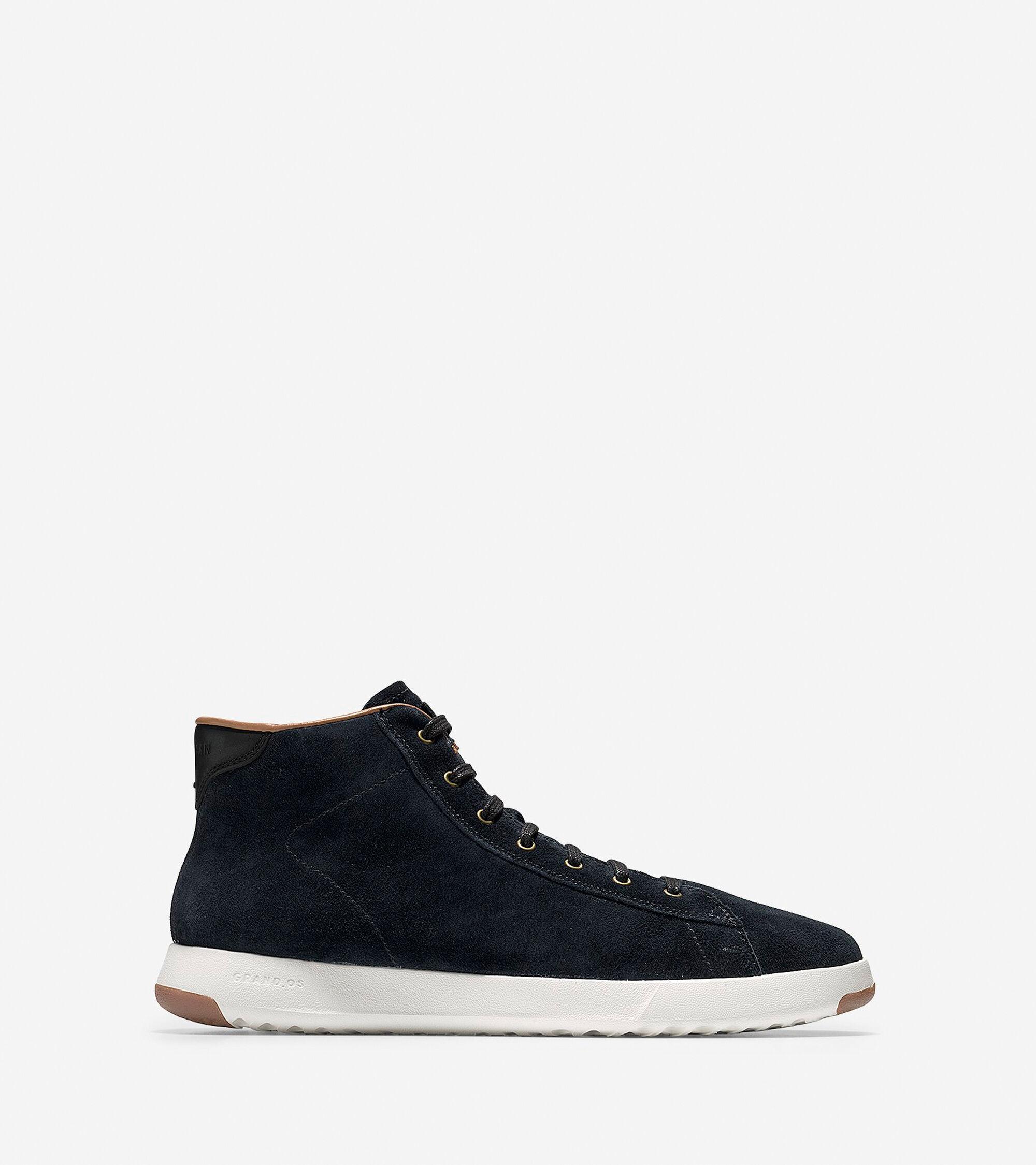 Sneakers > Men's GrandPrø High Top Sneaker