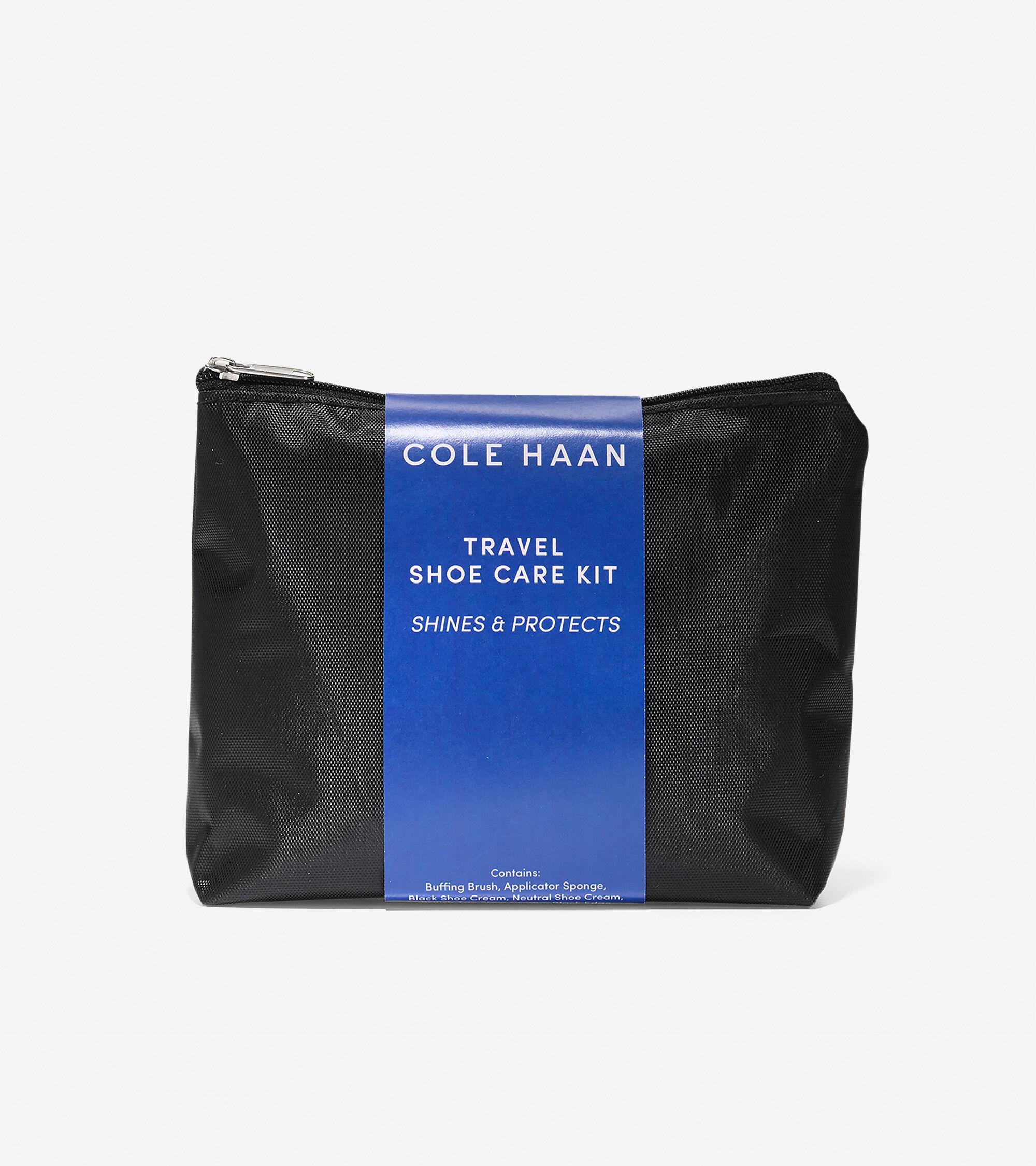 Leather jacket upkeep - Economy Travel Kit