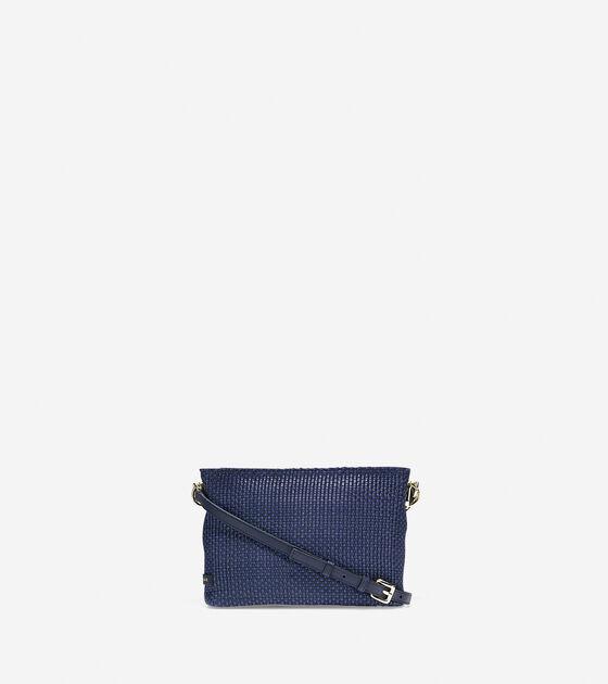Handbags > Benson Woven Crossbody