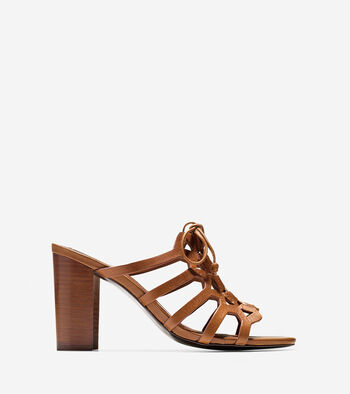 Claudia High Sandal (85mm)