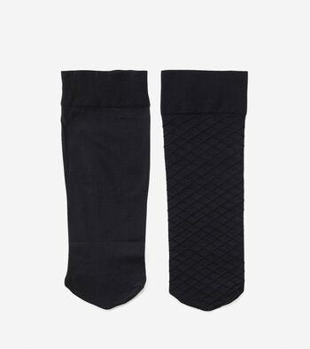 Textured Anklet - 2 Pack