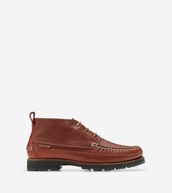 Shoes > Connery Moc Chukka