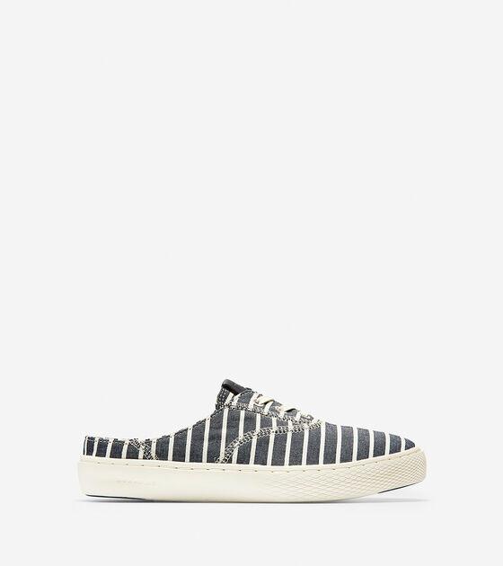 Sneakers > Women's GrandPrø Deck Mule