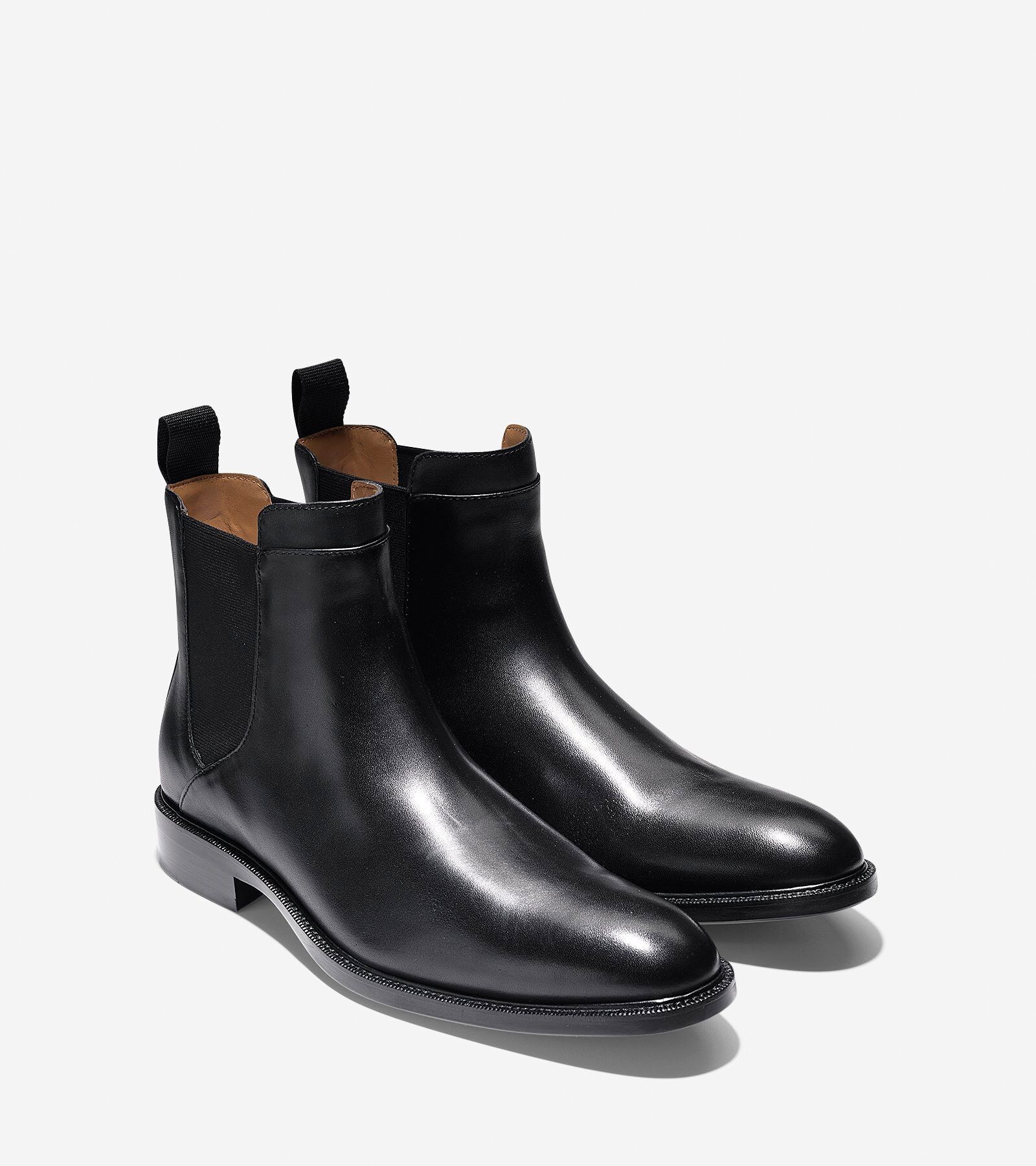 Cole Haan Leather Ankle Boots low shipping online nf5X9