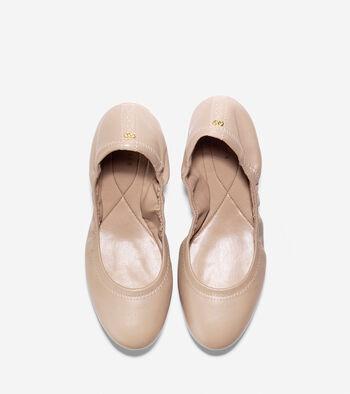 Women's ZERØGRAND Ballet Flat