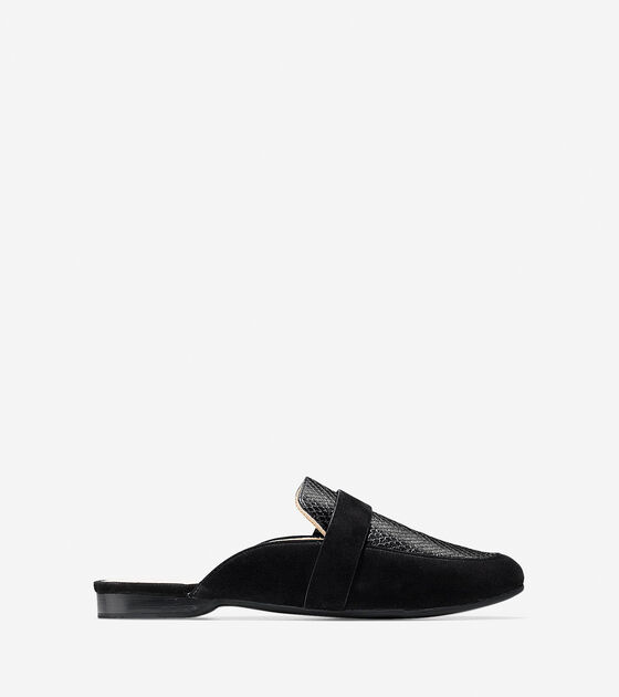 Loafers & Drivers > Ainsleigh Mule Loafer