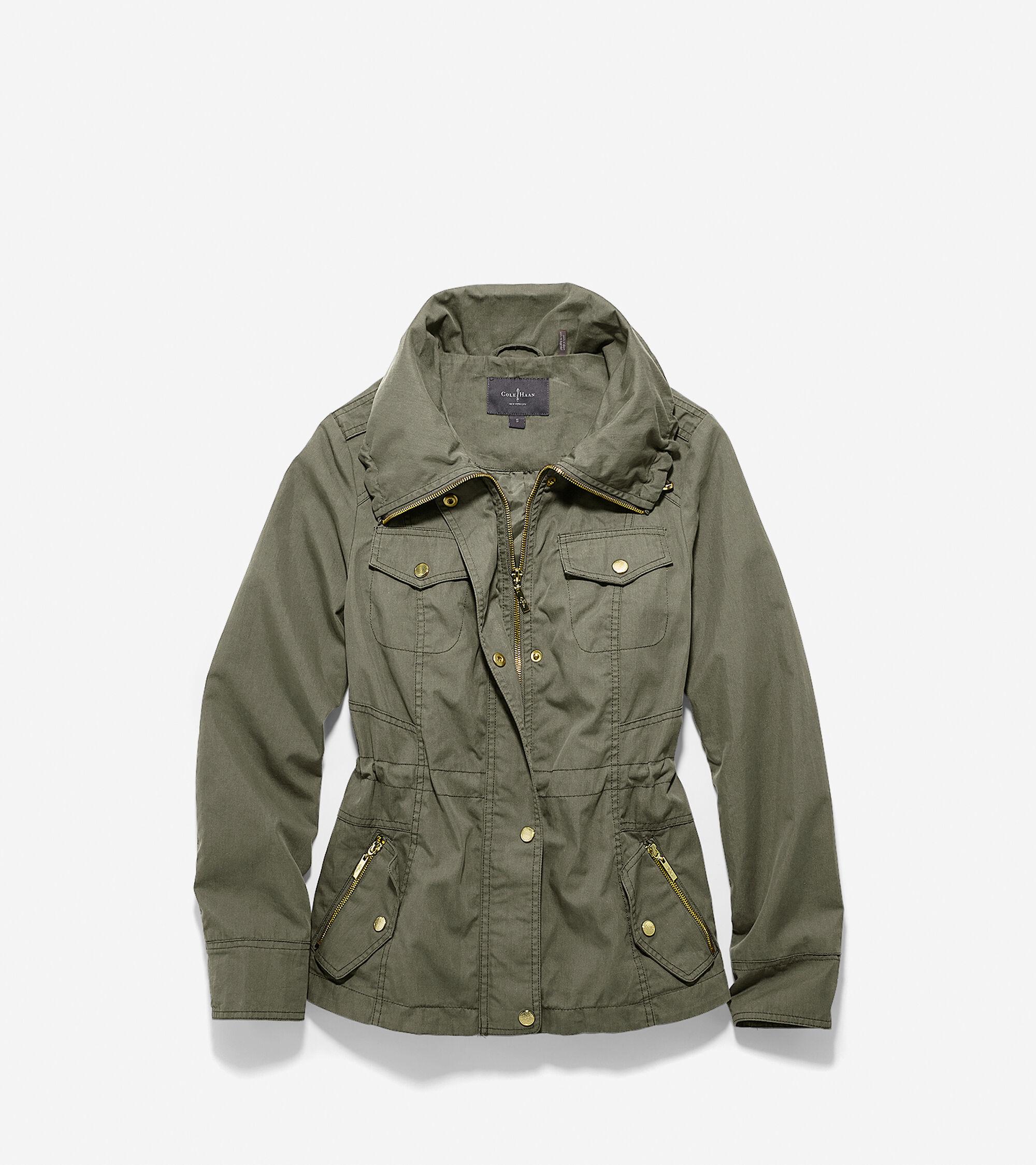Outerwear > Cotton Field Jacket