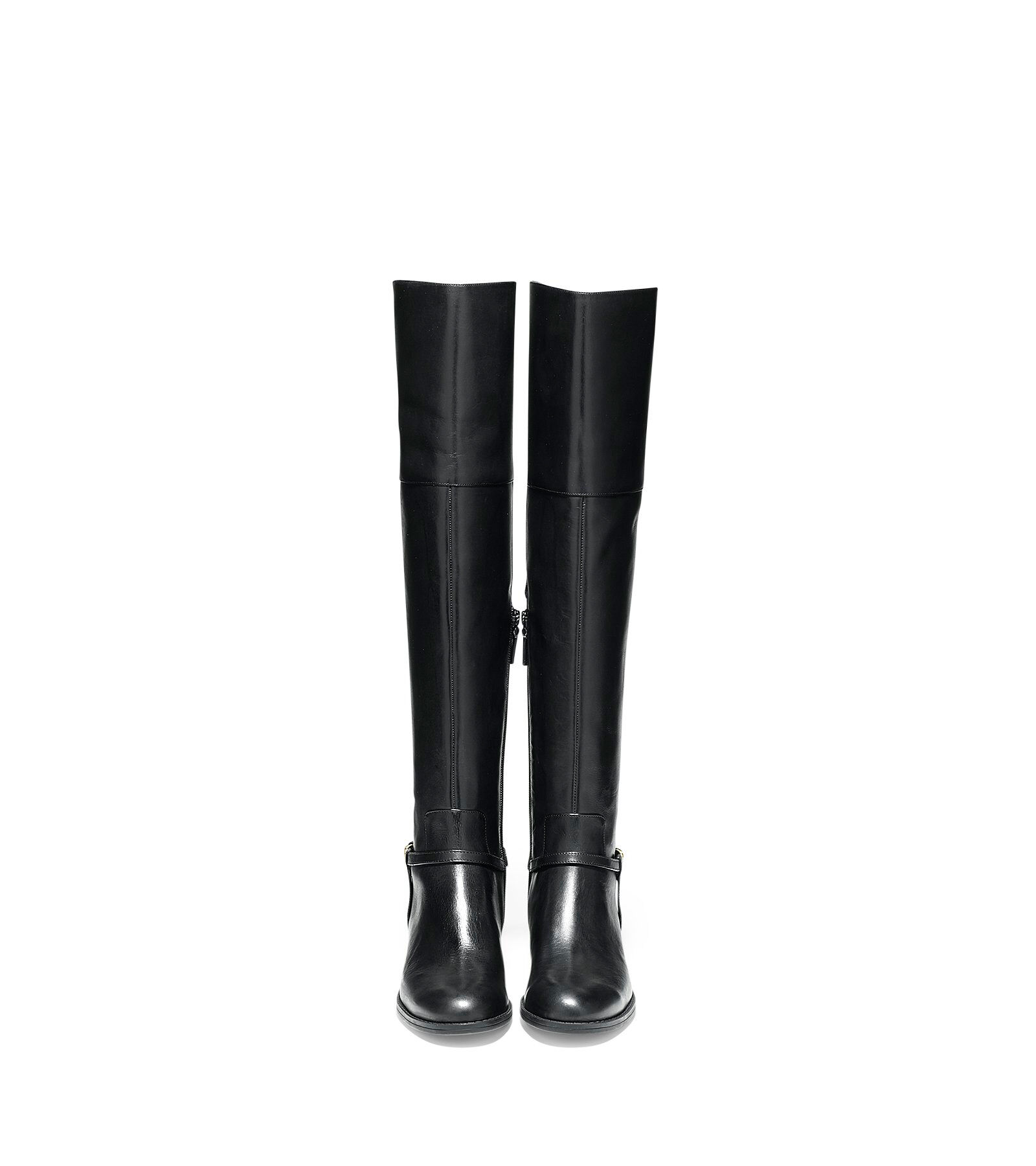 Cole Haan Women's Valentia Leather Over-the-Knee Boots 2POlWv5