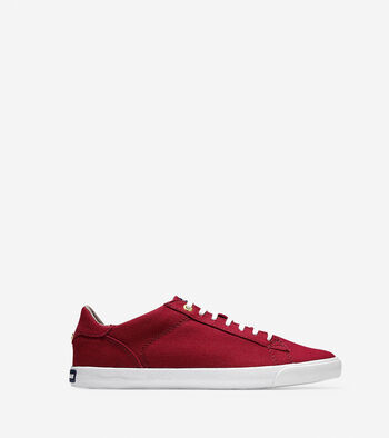 Trafton Club Court Canvas Sneaker