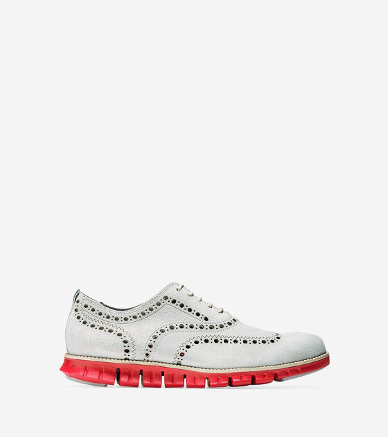 Oxfords > Men's ZERØGRAND Wingtip Oxford
