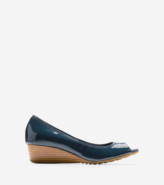 Ballet Flats & Wedges > Tali Grand Open Toe Wedge (40mm)