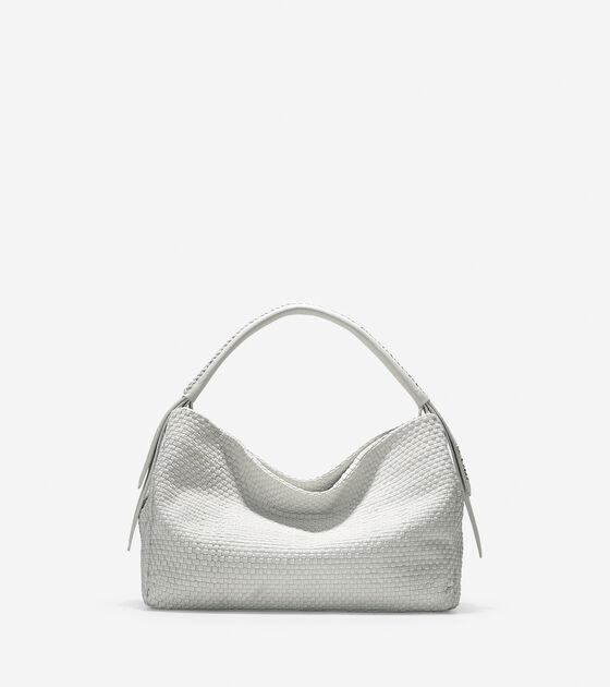 Handbags > Bethany Weave Single Strap Hobo