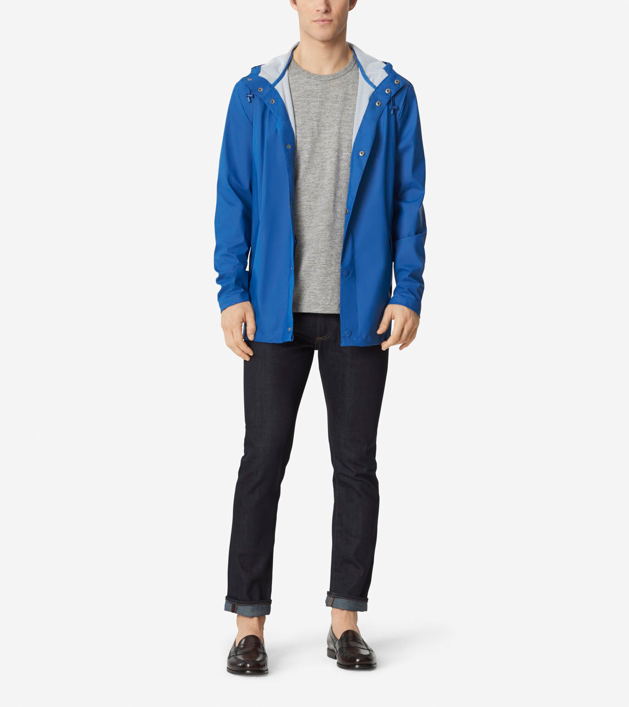 Outerwear > Pinch Rain Jacket
