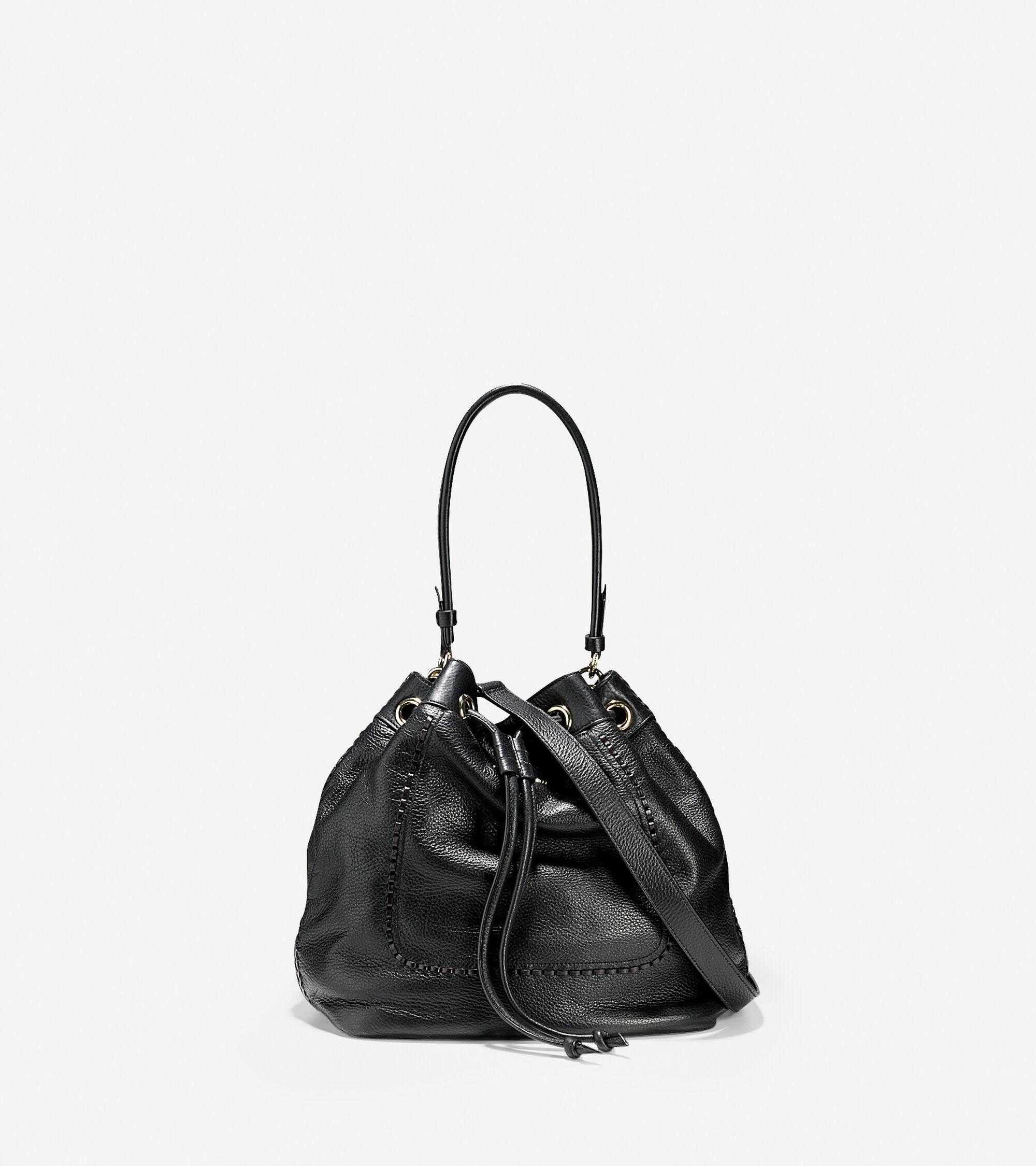 Handbags > Nickson Drawstring Bag