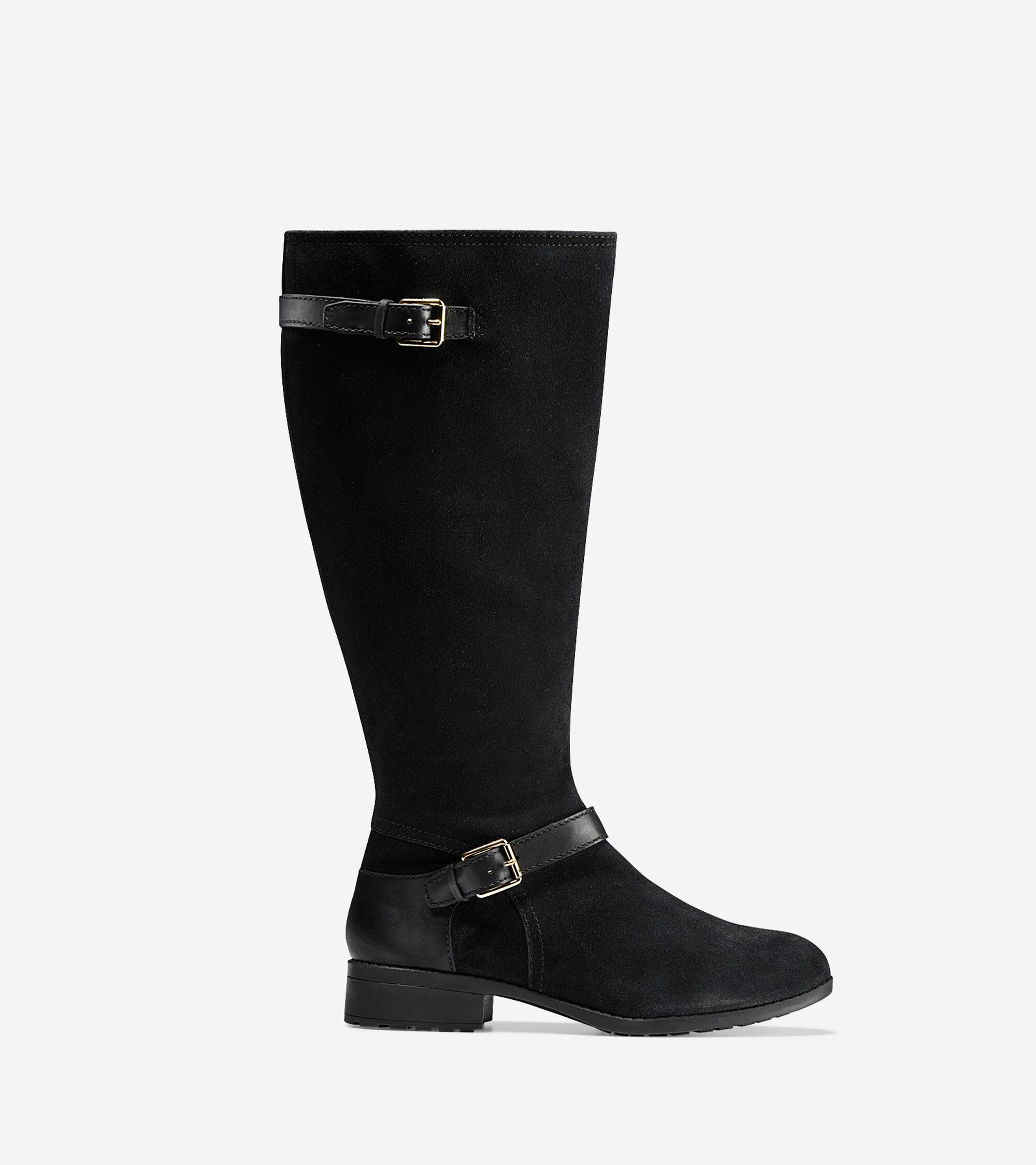 Cole Haan Womens Marla Waterproof Tall Boots (30 mm)