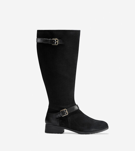 Boots & Booties > Marla Waterproof Tall Boot (30mm) - Extended Calf